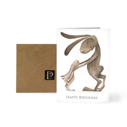 Pippyink Happy Birthday Card 'Beautiful you'