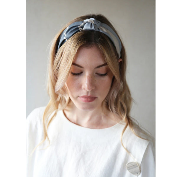 Winter Headband Tie-Up Gift Tones Palm By Tutti & Co