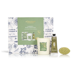 Harmony Home Collection By L'Occitane Candle Perfume Soap Gift Set