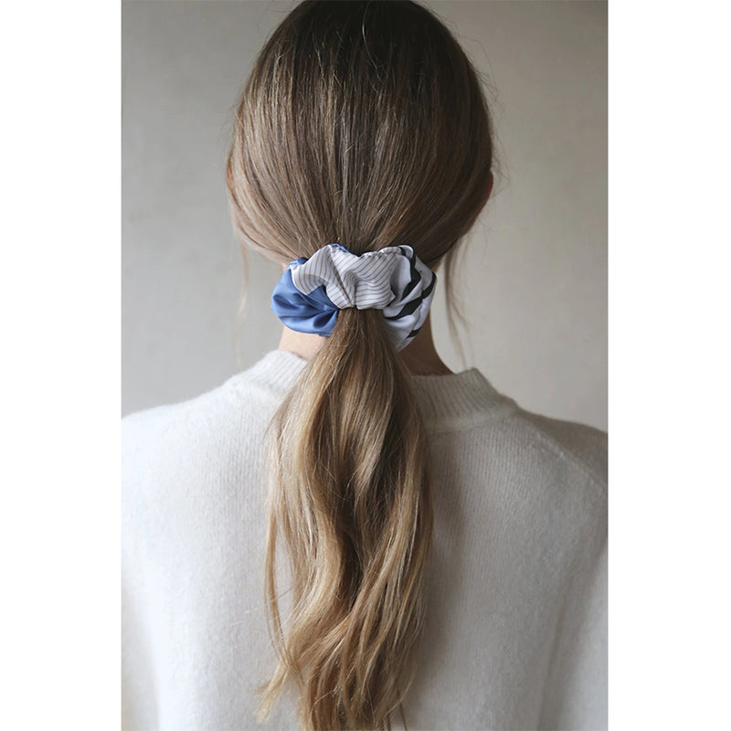 Soft Polyester Hair Tie By Tutti Scrunchie Gift