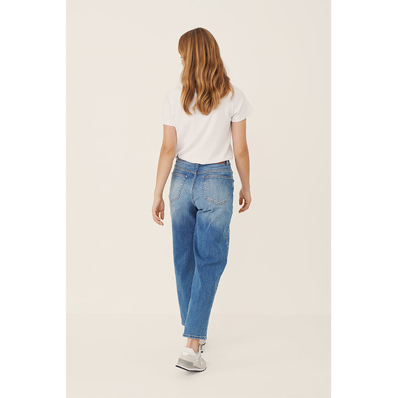 Hela Part Two Jeans Spring Summer Casual Look Denim Ankle Jeans
