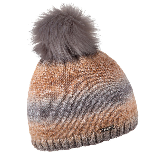 Sabbot Karla Bobble Hat In Earth