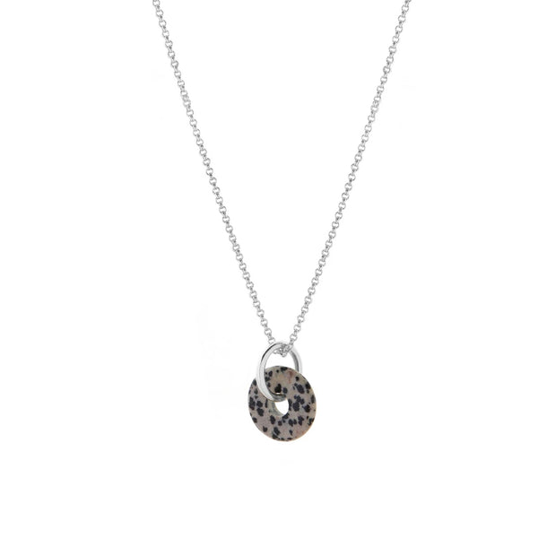 Tutti Escape Necklace In Silver