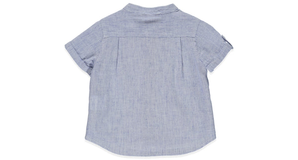 Baby Cotton Linen Summer Shirt