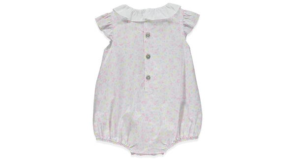 Cotton Baby Girls Bloomers Suit