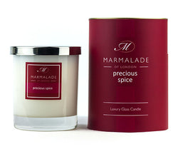 Marmalade of London Precious Spice Glass Candle & Gift Box