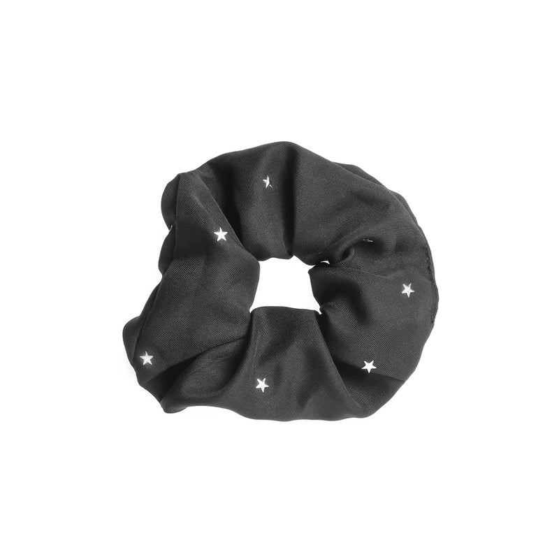 Lustre Star Print Scrunchie Autumn Winter By Tutti & Co