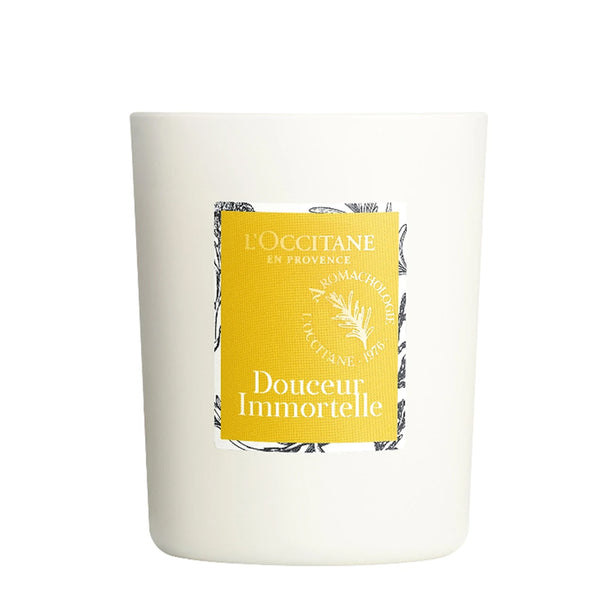 L'Occitane Uplifting Immortelle Candle