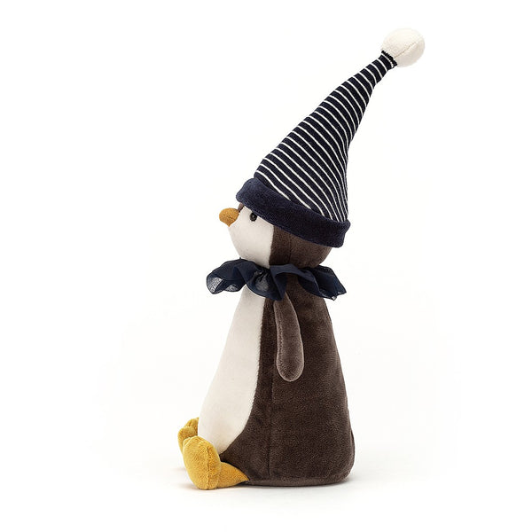 Yule Penguin Cuddly Toy from Jellycat