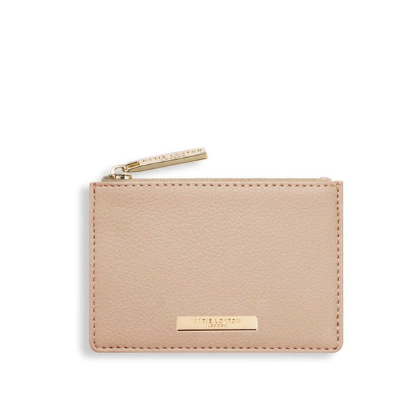 Katie Loxton Alise Card Holder In Tan