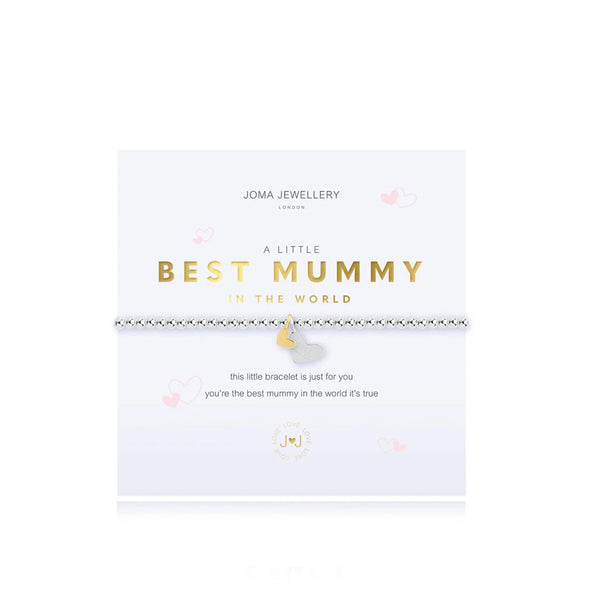 Best Mummy In The Worls Bracelet By Joma Jewellery