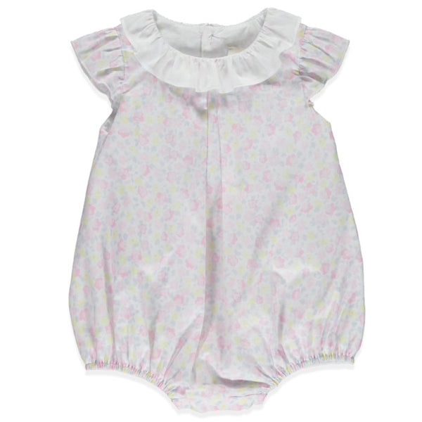 Baby Girls Babygrow Bloomers Suit by Babywear brand Purete