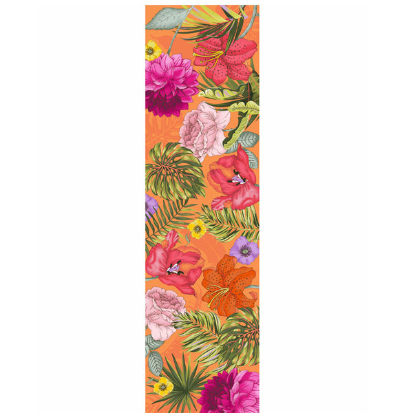 Jungle Floral Bold Print Scarf Accessory from Powder