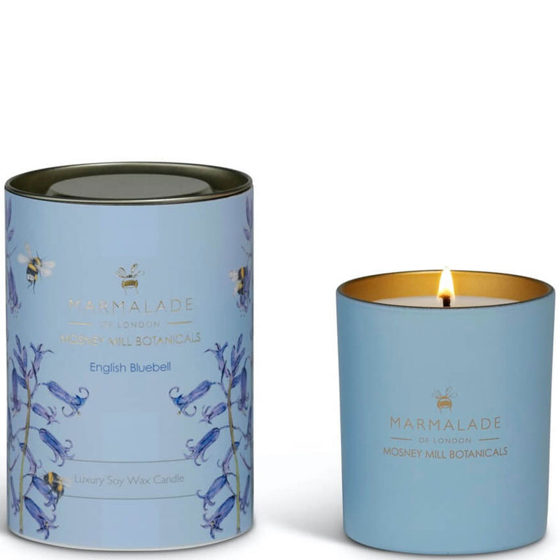 Bluebell Scented Candle by Mosney Mill Marmalade of London