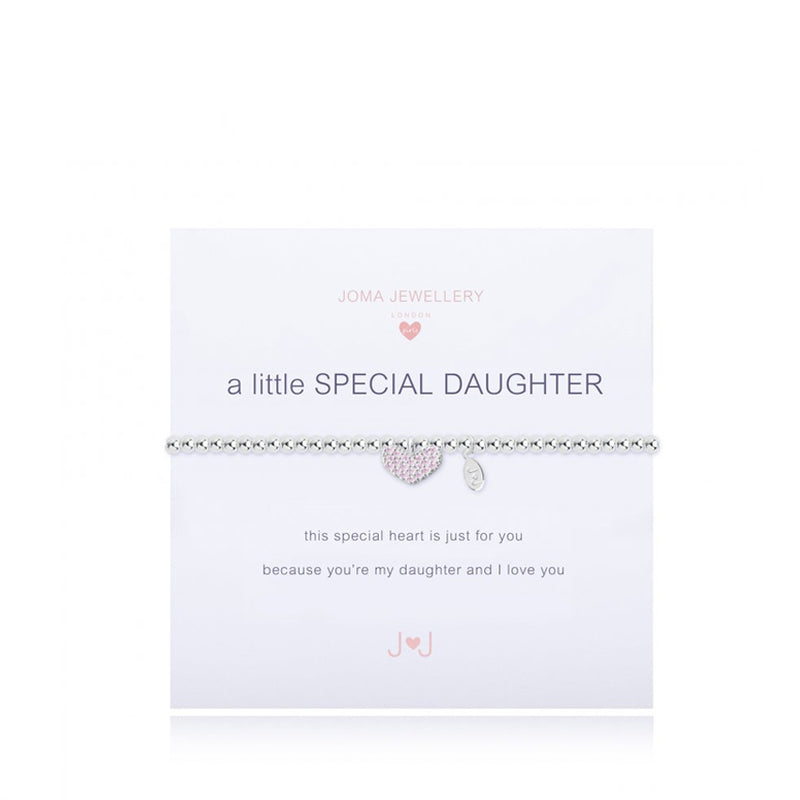 Joma Girls A Special Daughter Wish Bracelet
