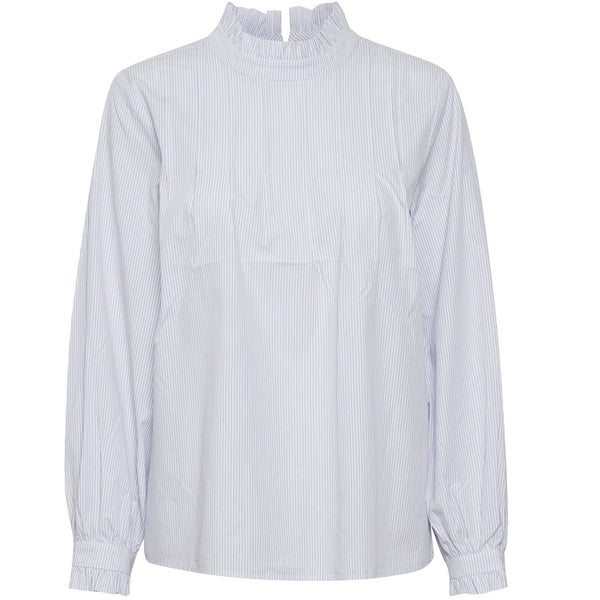 Cotton Striped Spring Dhanne Shirt from Denim Hunter