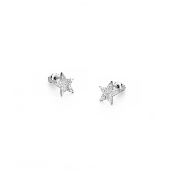 Tutti Alpha Earrings In Silver