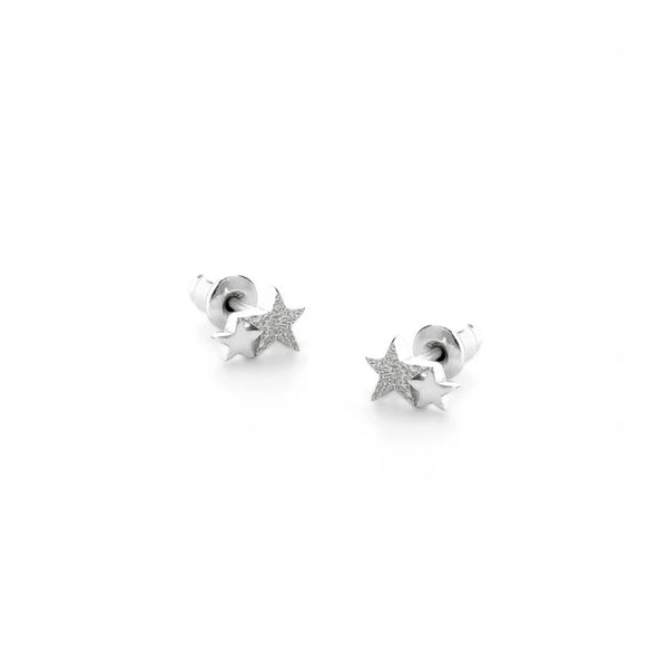 Tutti Starlight Earrings In Silver