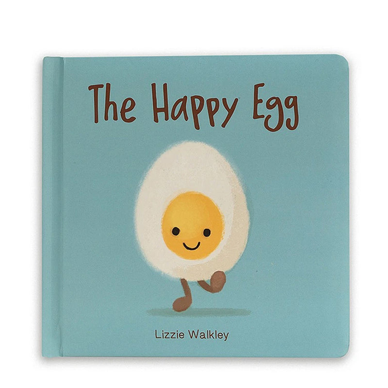 The Happy Egg Book By Lizzie Walkley Jellycat Present