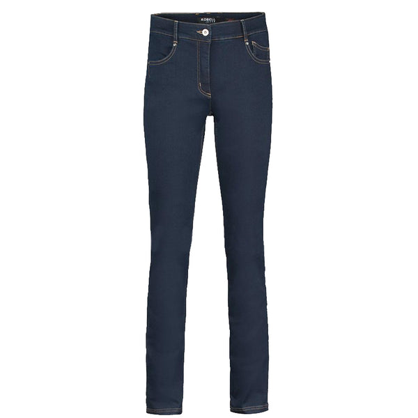 Robell Elena Stretch Jean In Indigo Blue
