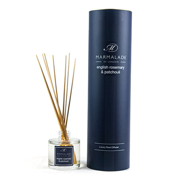 Marmalade of London English Rosemary And Patchouli Reed Diffuser