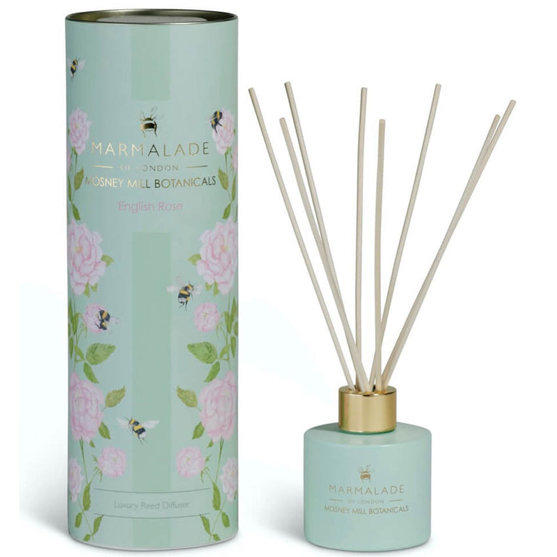 English Rose Reed Diffuser by Marmalade of London