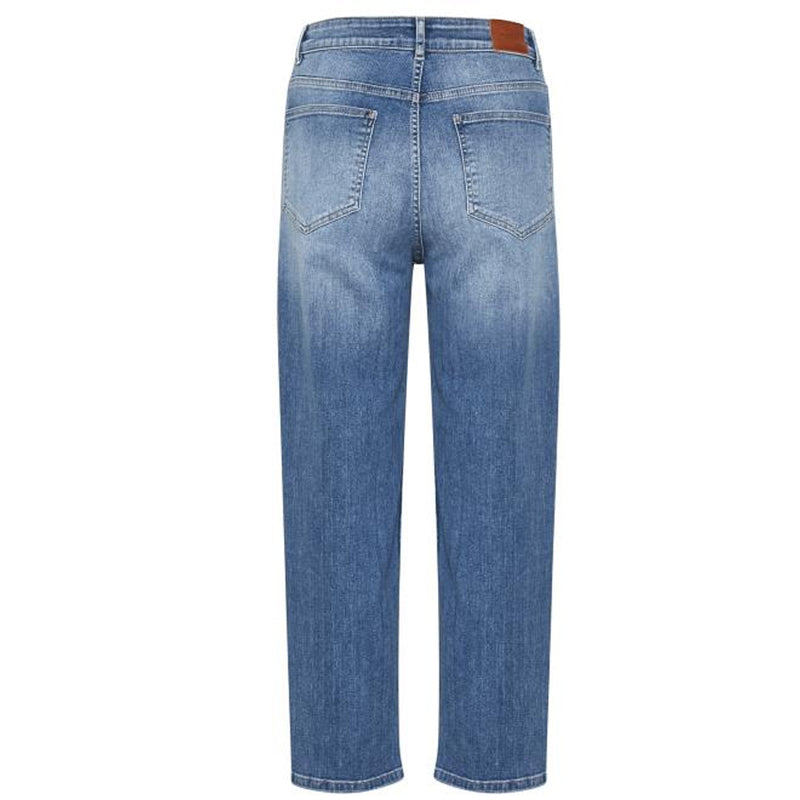 Part Two Hela Jeans In Light Blue Denim