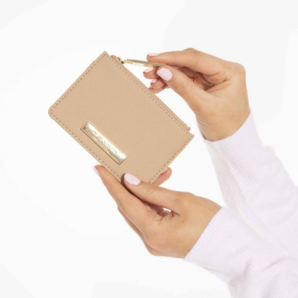 Tan Alise Card Holder Purse from Katie Loxton