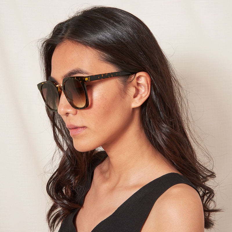 Riviera Tortoise Printed Glasses from Katie Loxton