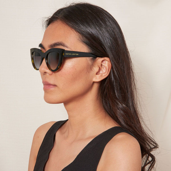 Capri Cat Shape Sunglasses from Katie Loxton