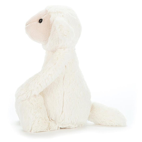 Suitable from Birth Bashful Small Lamb by Jellycat Toys