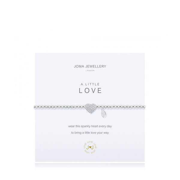 Joma A Little Love Pave Bracelet