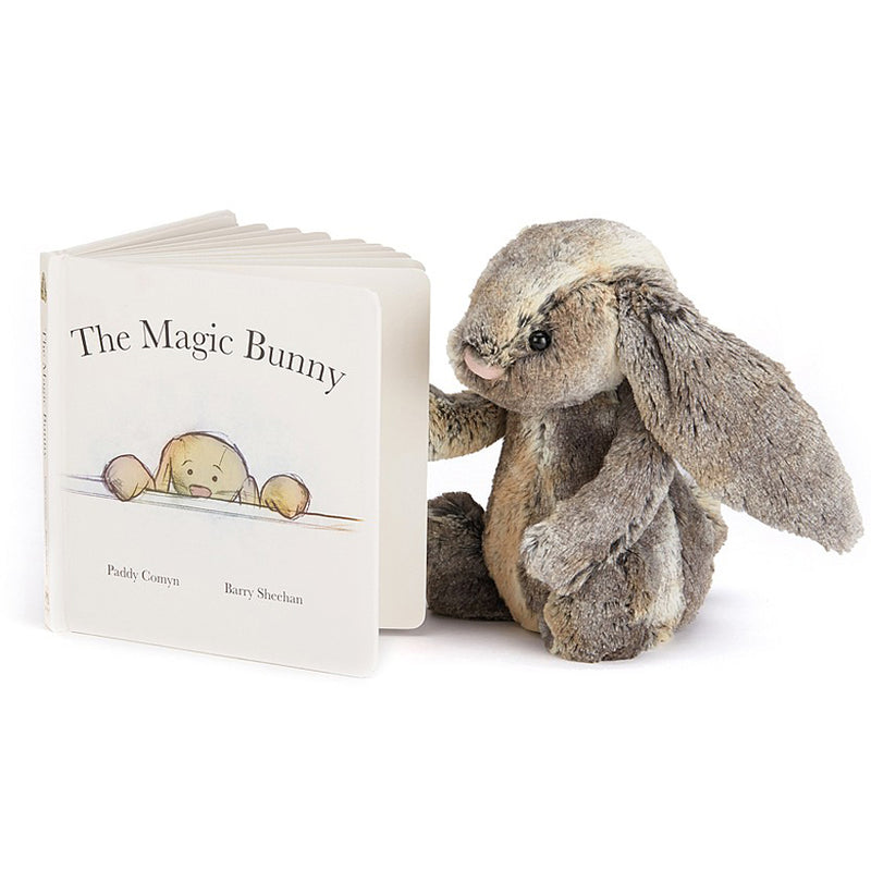 Jellycat The Magic Bunny Book