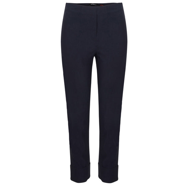 Robell 09 Bella Stretch Trouser In Navy
