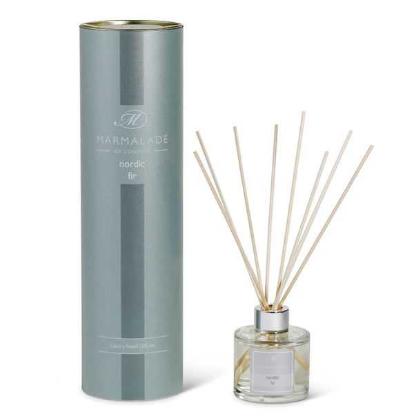 Marmalade of London Nordic Fir Reed Diffuser & Gift Box