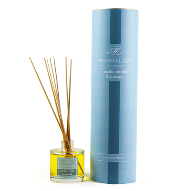 Marmalade of London Pacific Orchid & Sea Salt Reed Diffuser