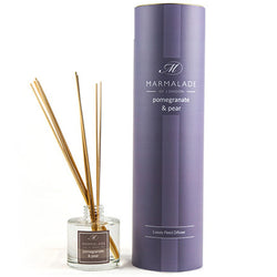 Marmalade of London Pomegranate & Pear Reed Diffuser & Gift Box