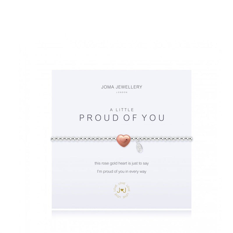 Joma A Little Proud Of You Bracelet In SIlver