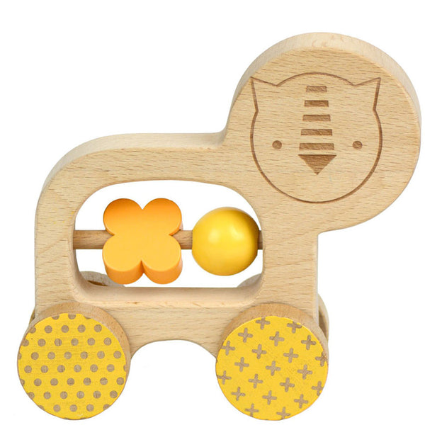 Wooden Baby Toys from Environmentally Friendly Toy Brand Petit Collage