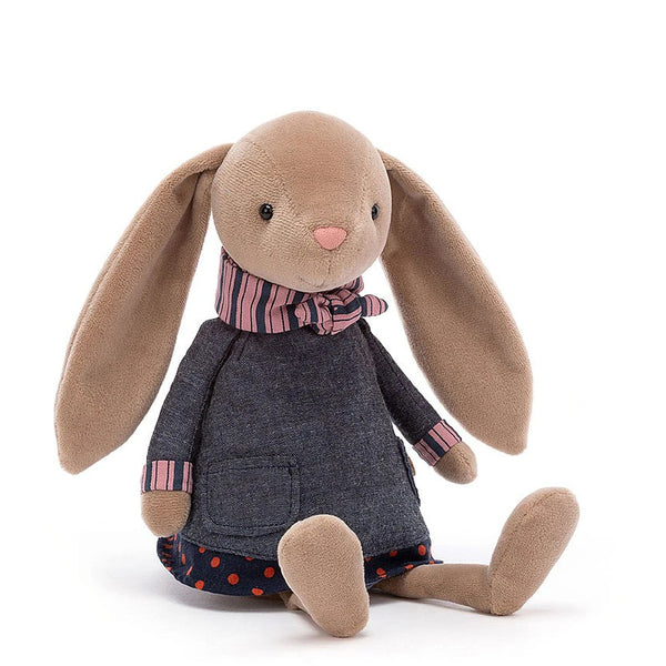 Rambler Rabbit Riverside Jellycat Bunny Brown