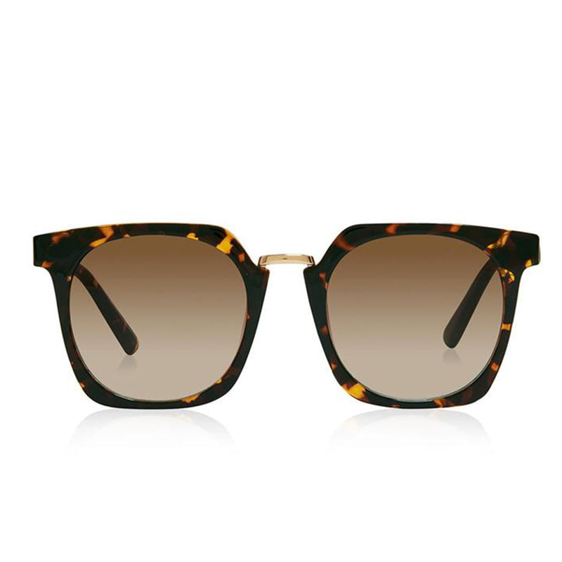 Riviera Sunglasses By Katie Loxton In Tortoiseshell Summer Collection For Women