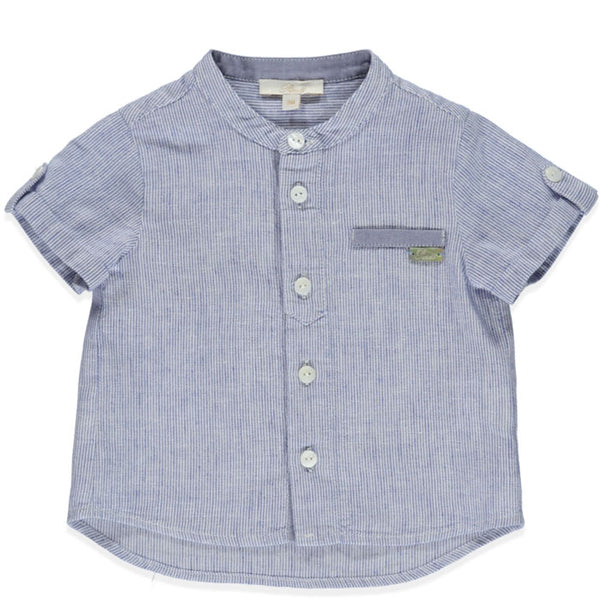 Baby Boys Cotton Linen Shirt