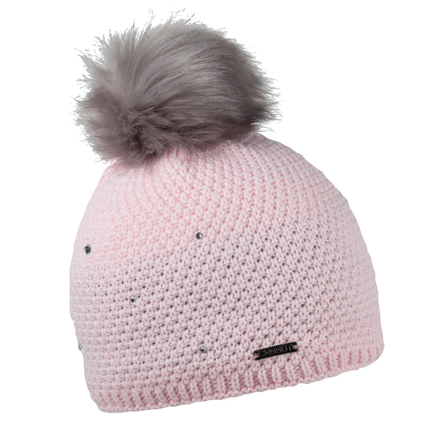 Sabbot Sigrid Bobble Hat In Pink