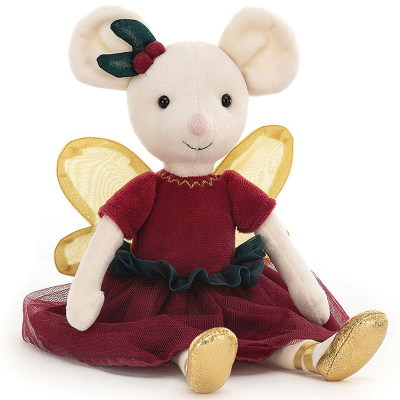 Sugar Plum Fairy Soft Plush Toy from Jellycat