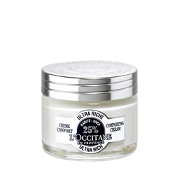 L'Occitane Shea Ultra Rich Comforting Face Cream 50ml