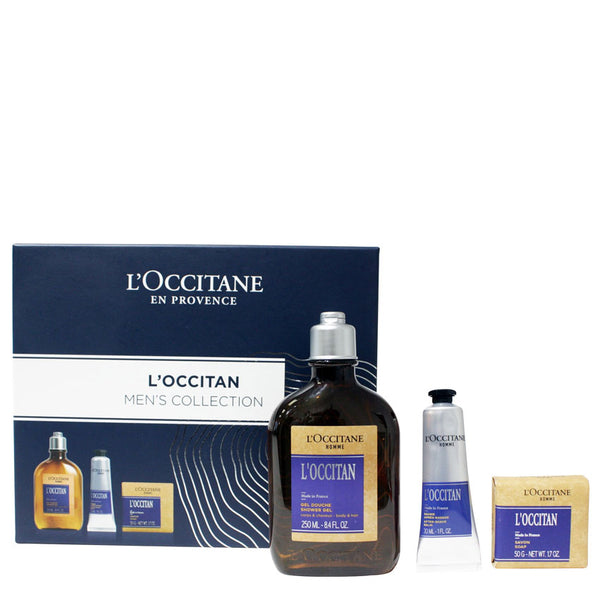 Mens Christmas Collection Set by L'Occitane