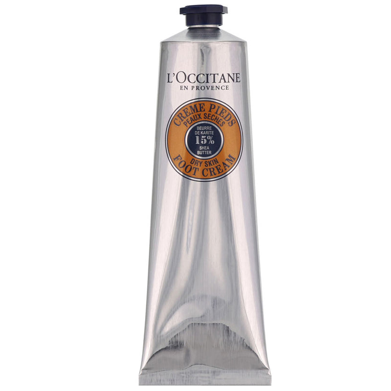 Shea Butter Foot Cream By Loccitane