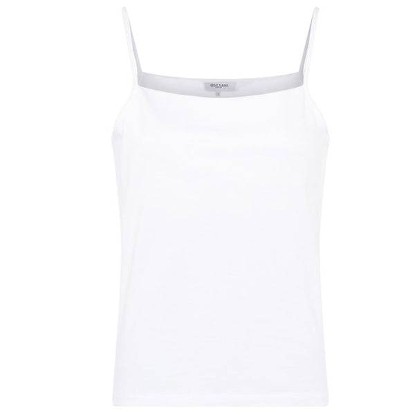 White Summer Cami Vest Top from Great Plains