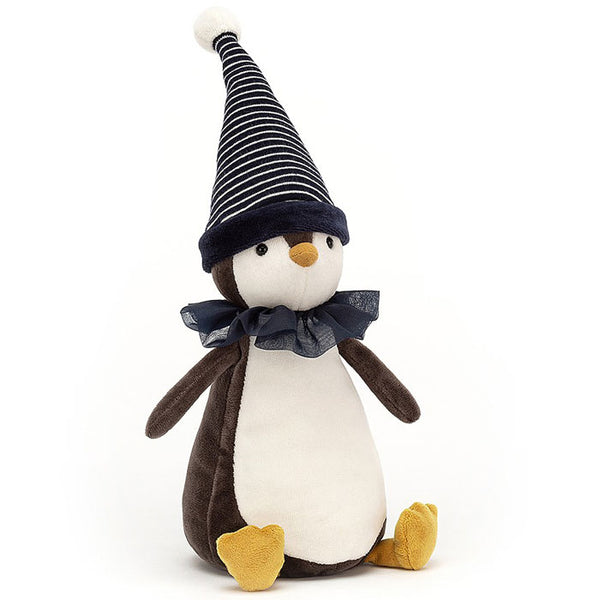 Yule Penguin Christmas Plush from Jellycat
