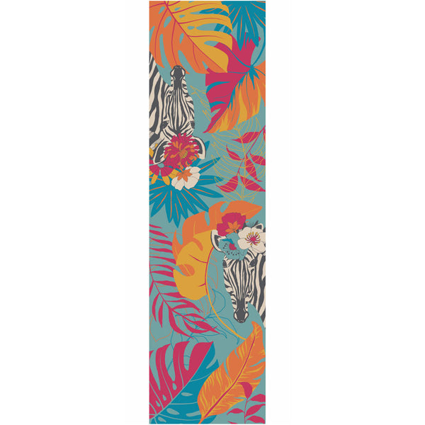Zebra Summer Scarf Accessory